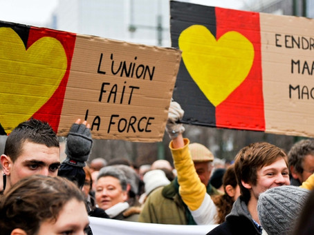 L'implosion du gouvernement validerait la thèse des séparatistes : la Belgique est véritablement ing