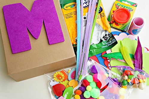 Mix & Match Craft Box
