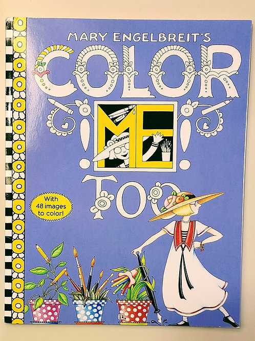 Color Me Too Book