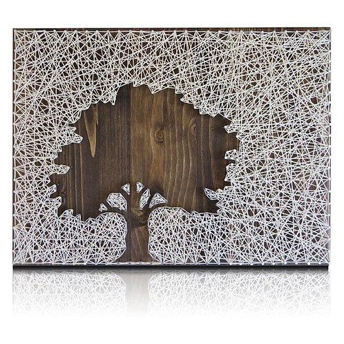 Oak Tree String Art