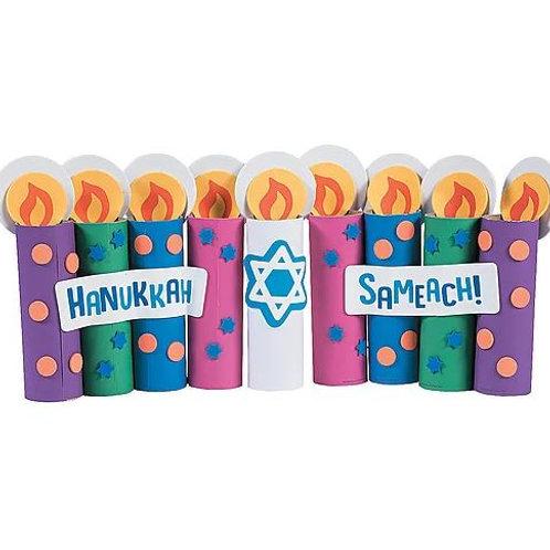 Hanukkah Candle Craft Kit