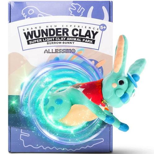 Clay Bunny 3D Puzzle