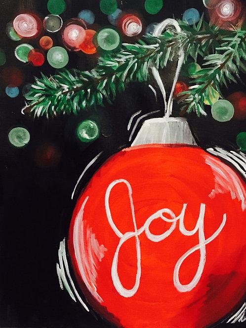Holiday Joy Painting