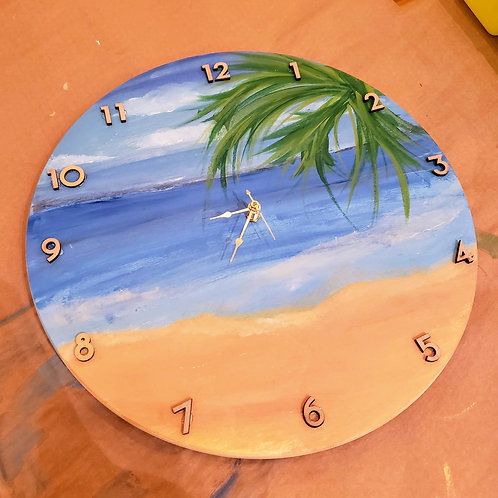 Mini Clock Making