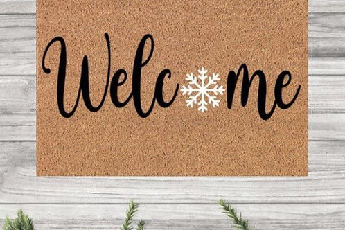 Winter Doormat