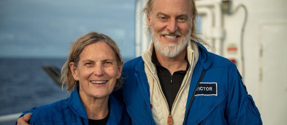 First American Woman to Walk in Space Reaches Deepest Spot in the Ocean.