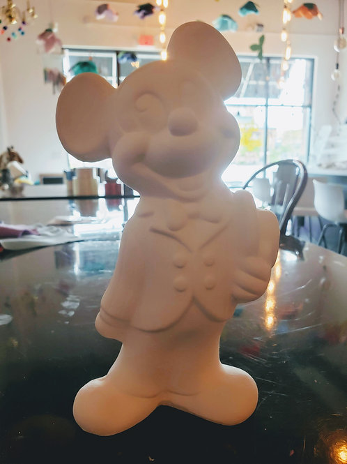 Mickey Mouse- 3D Statue