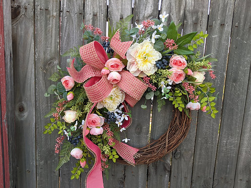 Wreath Making Class May 8