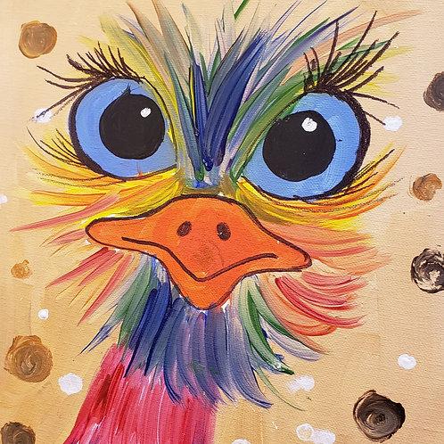 Funky Ostrich