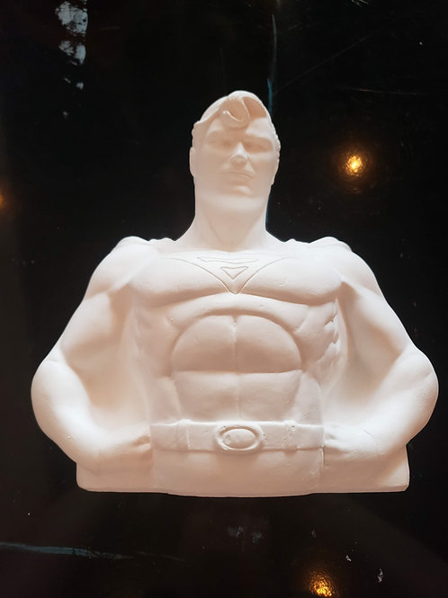 Superman- Large 3D Statue