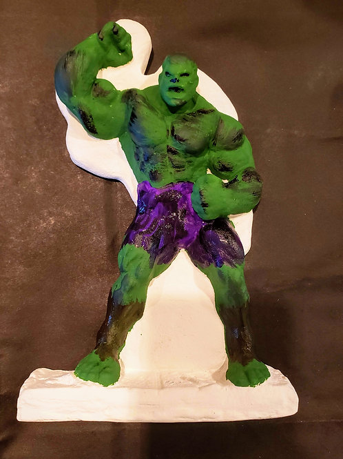 The Hulk- Wall Hanging