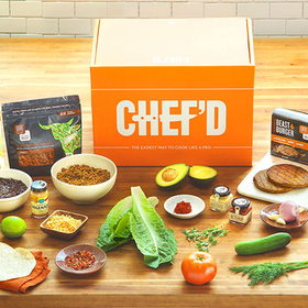 Meal-Kit Startup Chef'd Raises $12.3 Million