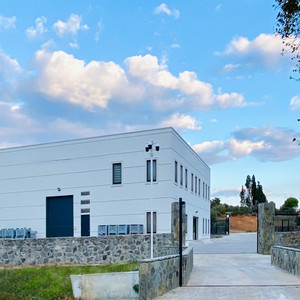 Olive 811 Fabrika Binası