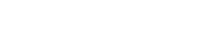 Olive 811 Logo - White