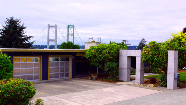 the bridge retro modern