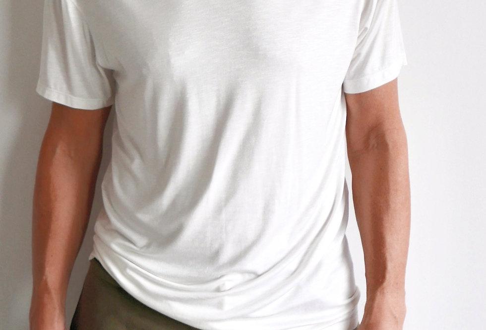 T-Shirt Clive Viscose - 2 Colors