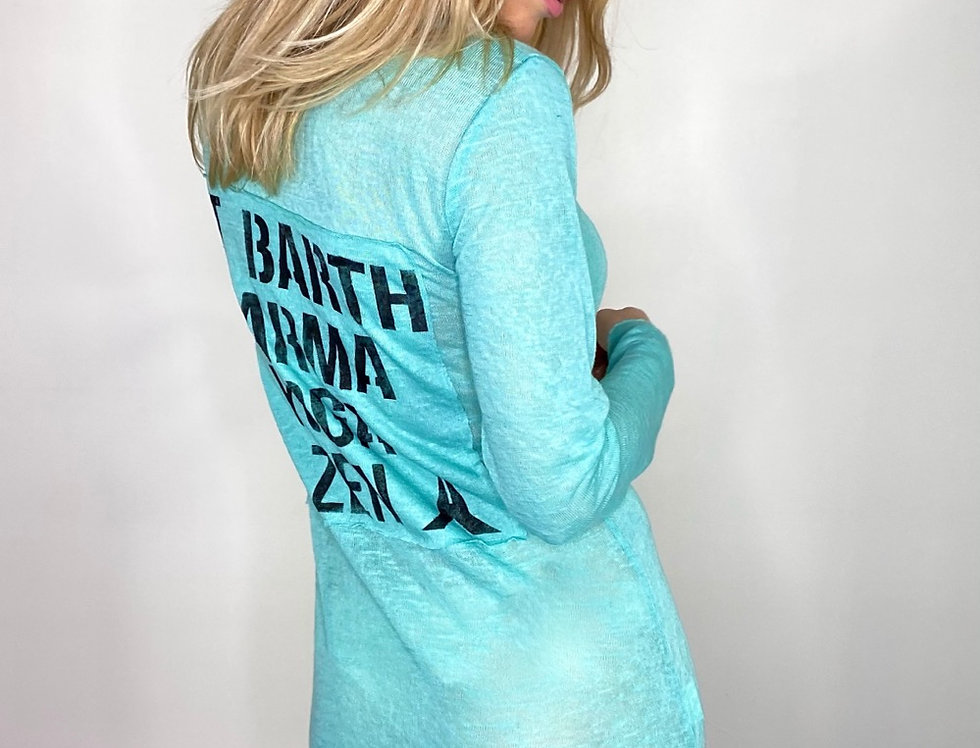 Dress Bardot Linen
