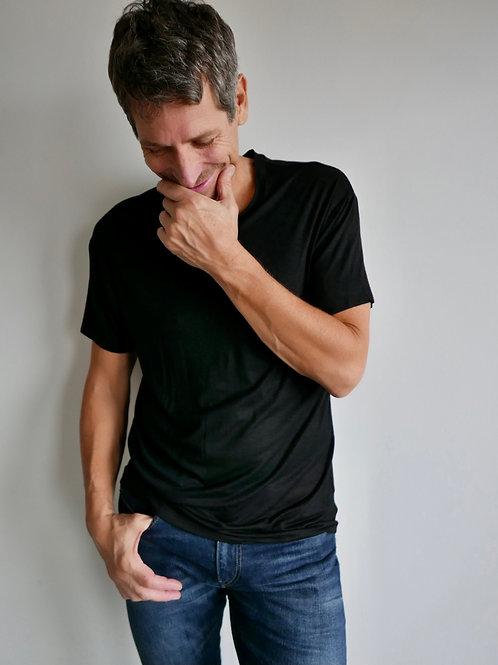T-Shirt Clive Viscose
