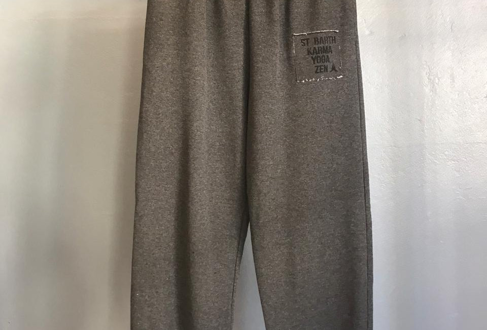 Sweatpants Rolling French Teddy