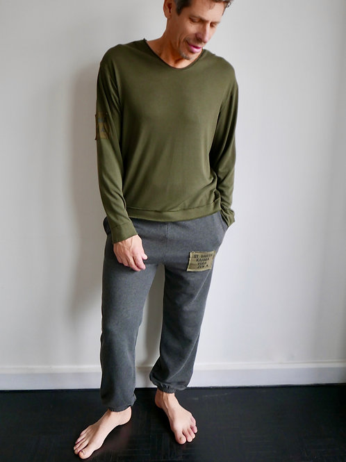 Trackpants Rolling French Teddy