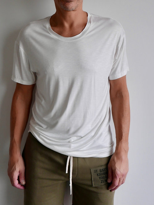 T-Shirt Clive 022 Ivory