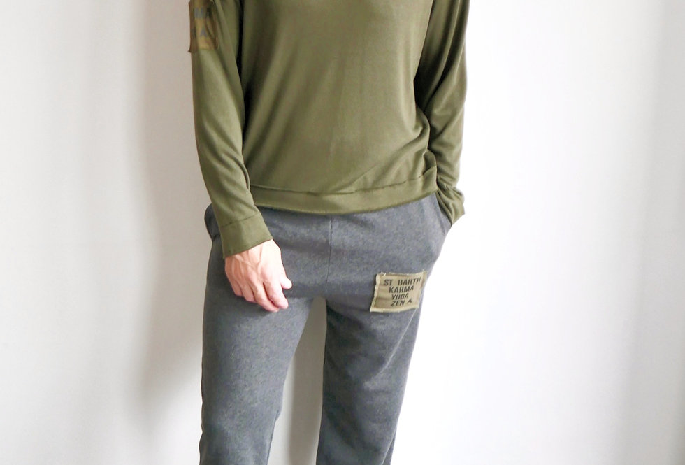 Long Sleeves Brad Eclipse - 2 Colors