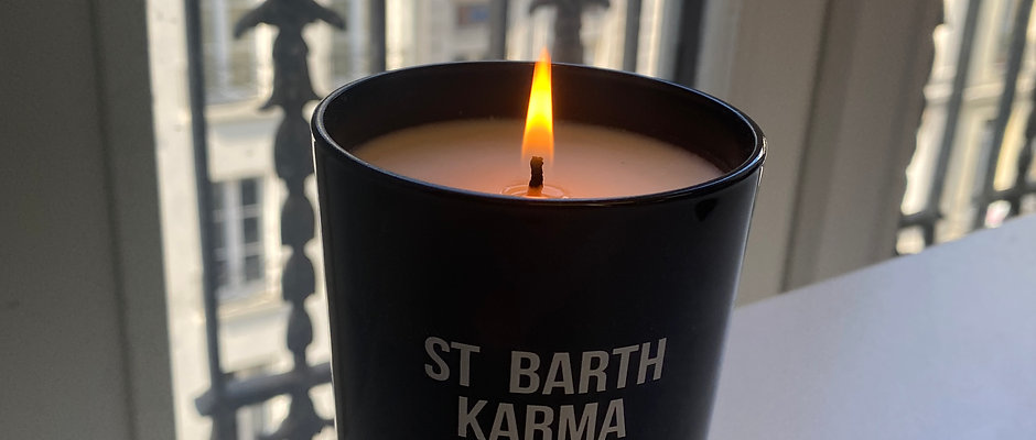 Candle St Barth Karma Jasmine Scent
