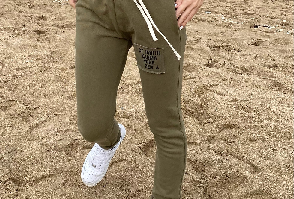 Low Waist Sweatpant Bali French Teddy - 5 Colors