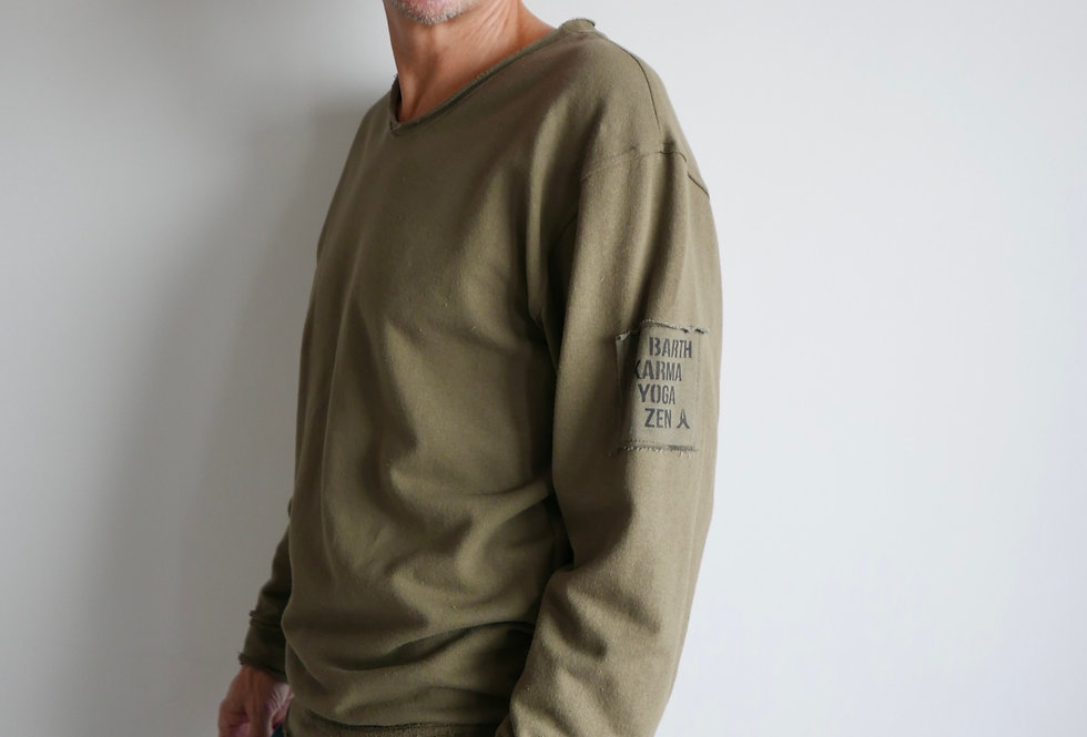 Sweatshirt Kristian French Terry - 2 Colors