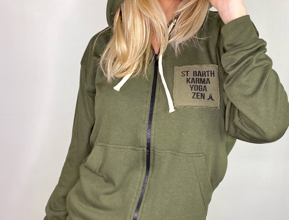 Zipped Hoodie Eclipse - 5 Colors