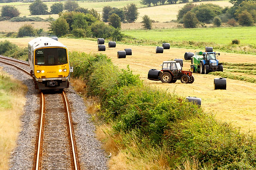 Nenagh to Ballybrophy Railway
