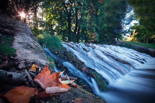 Carrigahorig Waterfall
