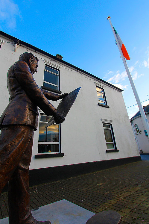 Thomas McDonagh Monument Cloughjordan