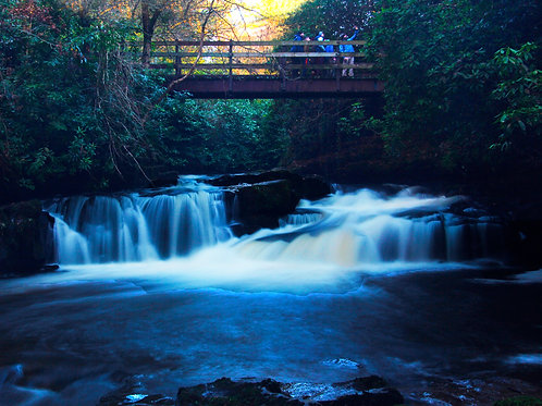The Clare Glens