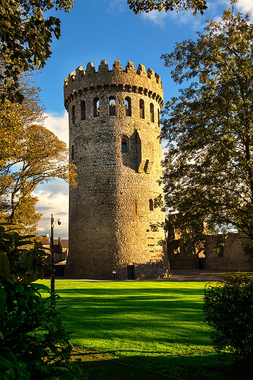 Nenagh Castle - Canvas