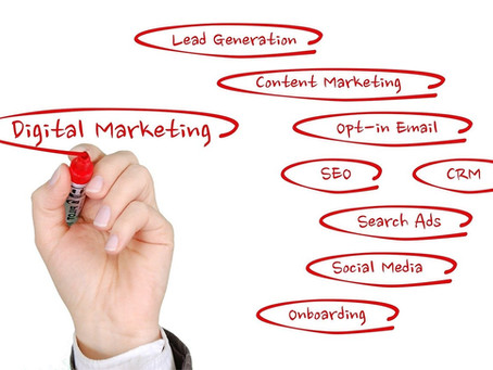 Professional Digital Marketing Company in India - Your partner in Digital Thinking