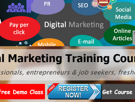 #1 Digital Marketing Course in Mohali - 100% Job Assistance
