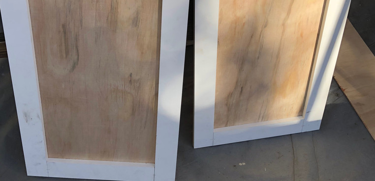 Cabinet's in the making