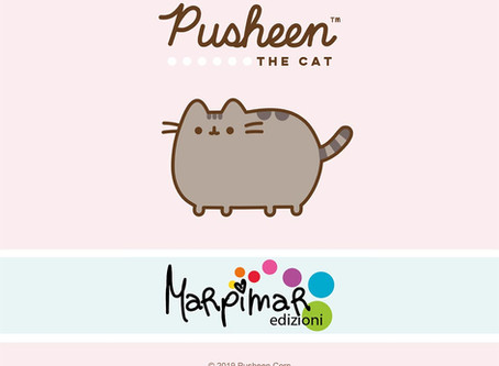 Catalogo PUSHEEN - THE CAT