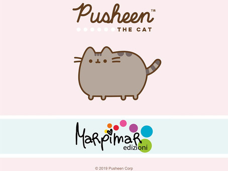Catalogo PUSHEEN - THE CAT
