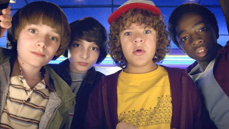 Stranger Things : Food Party