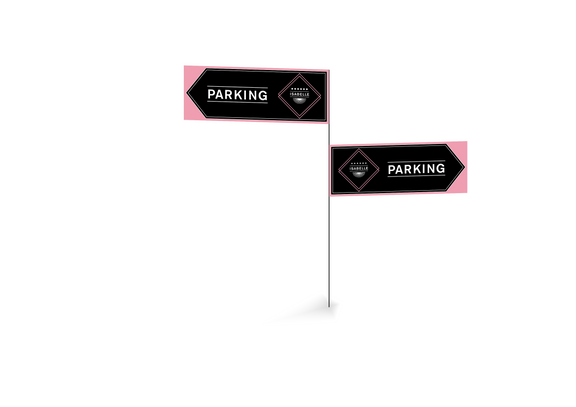 Road Signs for a party