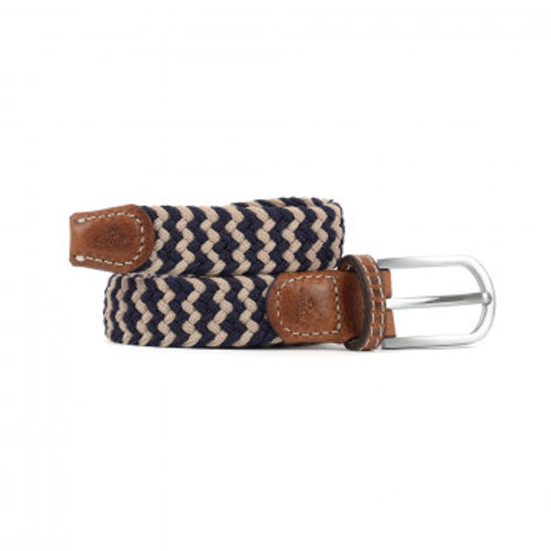 Women's woven Billy Belt - The Normande