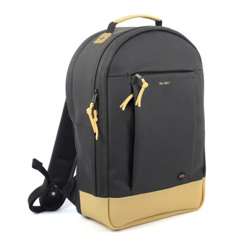 Billy Belt Waterproof Backpack - Black
