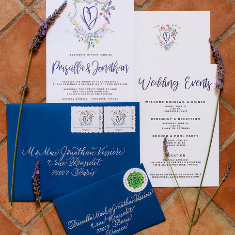 Invitation Wedding Card Jonathan Vessie