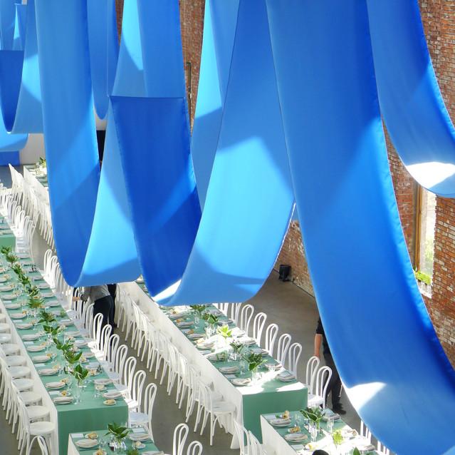 BENEFIT DINNER RECESS ART Raiola/Co.