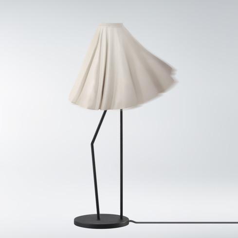 SKIRT LAMP