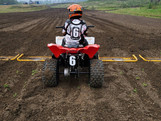 First Electric quad racer in canada
