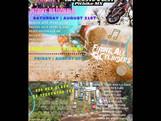Hot August pit bike race @ Grass Ranch:8/21/21