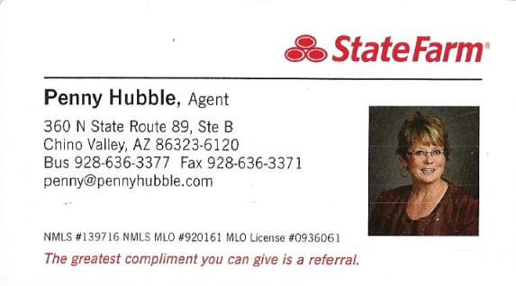 State Farm | Penny Hubble Agent